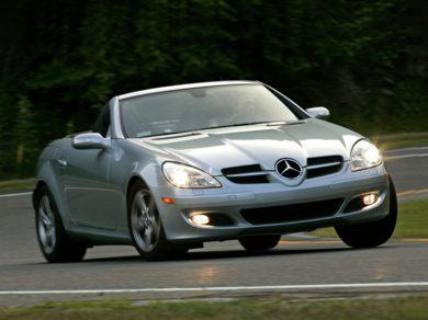 2007 mercedes benz slk280 specs safety rating mpg for 2007 mercedes benz slk 280 specs