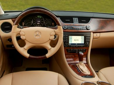 OEM Interior  2007 Mercedes-Benz CLS550