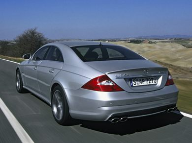 See 2007 mercedes benz cls63 amg color options carsdirect for 2007 mercedes benz cls63 amg
