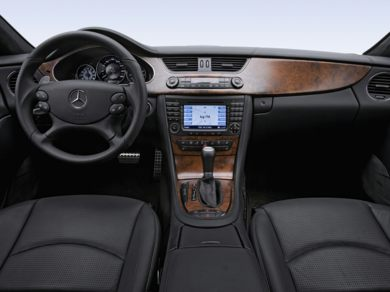 OEM Interior Primary  2007 Mercedes-Benz CLS63 AMG