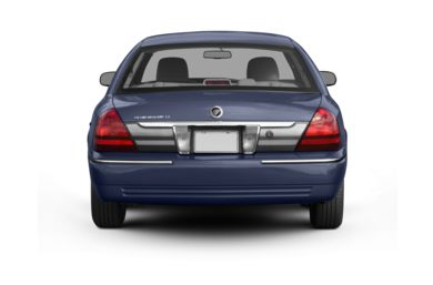 2007 Mercury Grand Marquis Styles Amp Features Highlights