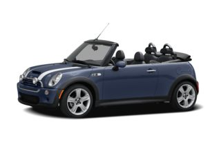3/4 Front Glamour 2007 MINI Convertible