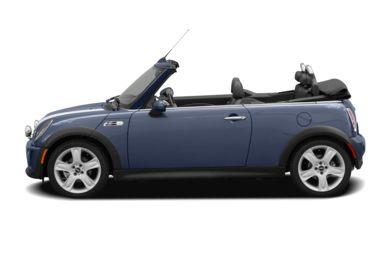 90 Degree Profile 2007 MINI Convertible