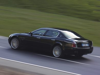 see 2007 maserati quattroporte color options carsdirect. Black Bedroom Furniture Sets. Home Design Ideas