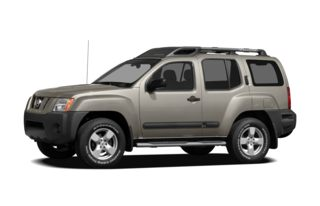 3/4 Front Glamour 2007 Nissan Xterra