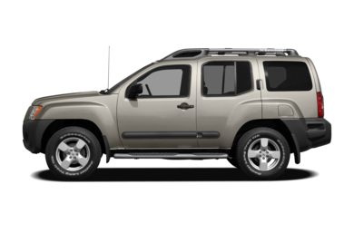 90 Degree Profile 2007 Nissan Xterra