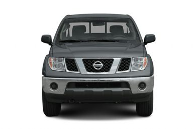 Grille  2007 Nissan Frontier