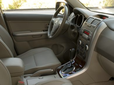 OEM Interior  2007 Suzuki Grand Vitara