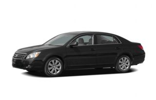 3/4 Front Glamour 2007 Toyota Avalon