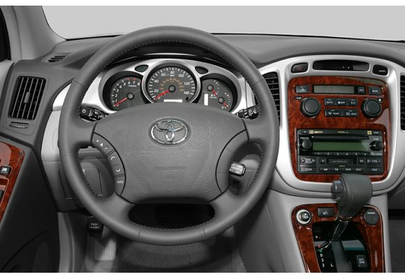 2007 toyota highlander pictures photos carsdirect. Black Bedroom Furniture Sets. Home Design Ideas
