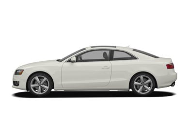 90 Degree Profile 2008 Audi A5