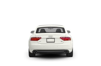 Surround Rear Profile 2008 Audi A5