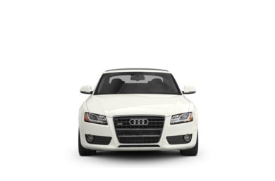 Surround Front Profile  2008 Audi A5