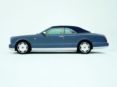 OEM Exterior  2008 Bentley Azure