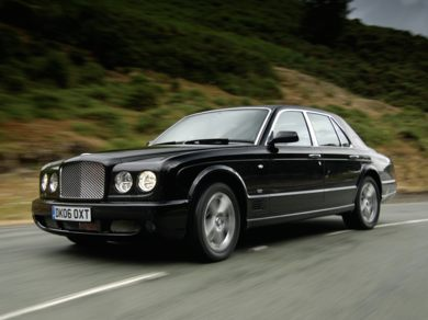OEM Exterior Primary  2008 Bentley Arnage