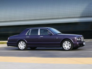 OEM Exterior  2008 Bentley Arnage