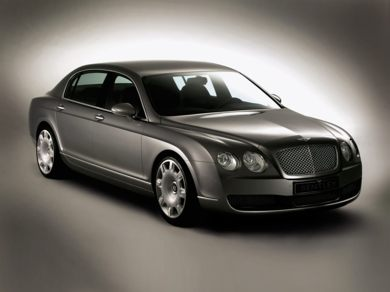 OEM Exterior Primary  2008 Bentley Continental Flying Spur
