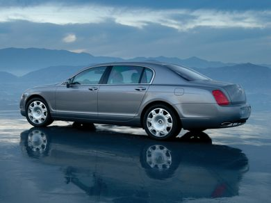 OEM Exterior  2008 Bentley Continental Flying Spur