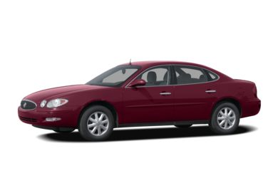 3/4 Front Glamour 2008 Buick LaCrosse