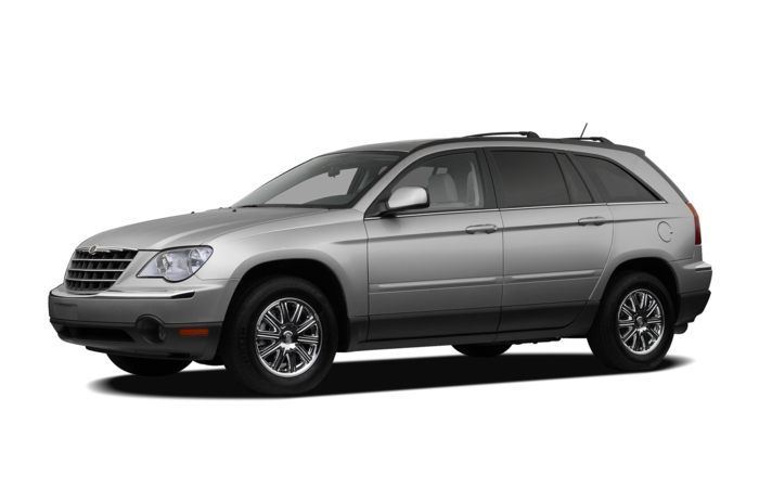2008 chrysler pacifica specs safety rating mpg carsdirect. Black Bedroom Furniture Sets. Home Design Ideas