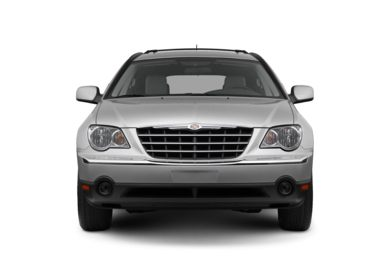 Grille  2008 Chrysler Pacifica