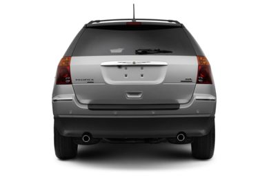 Rear Profile  2008 Chrysler Pacifica