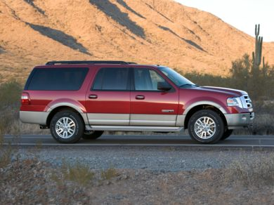 OEM Exterior  2008 Ford Expedition EL