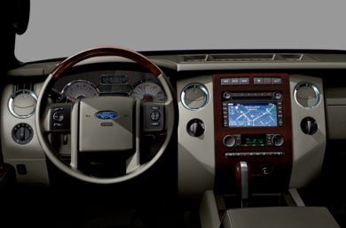 Steering Wheel  2008 Ford Expedition EL