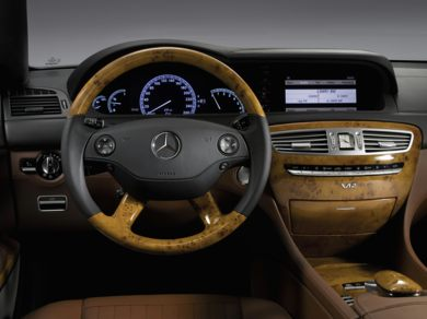 OEM Interior  2008 Mercedes-Benz CL600