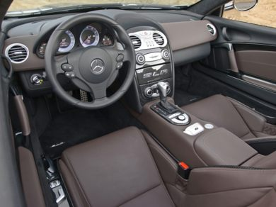 OEM Interior Primary  2008 Mercedes-Benz SLR McLaren