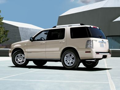OEM Exterior  2008 Mercury Mountaineer