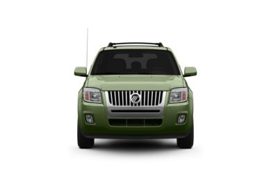 Surround Front Profile  2008 Mercury Mariner Hybrid