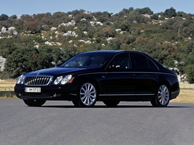 OEM Exterior Primary  2008 Maybach 57