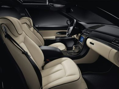 OEM Interior Primary  2008 Maybach 57