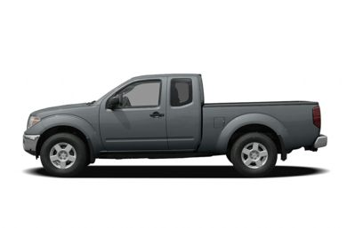 90 Degree Profile 2008 Nissan Frontier
