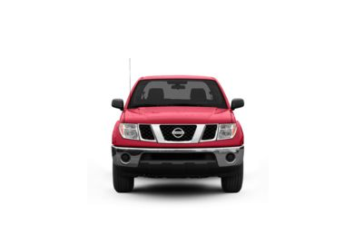 Surround Front Profile  2008 Nissan Frontier