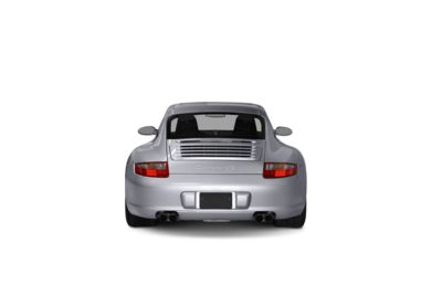 Surround Rear Profile 2008 Porsche 911