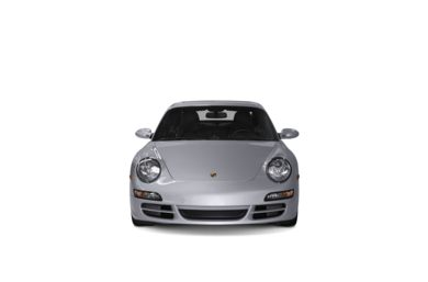 Surround Front Profile  2008 Porsche 911