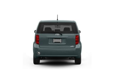 Surround Rear Profile 2008 Scion xB
