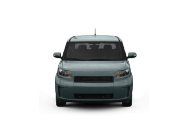 Surround Front Profile  2008 Scion xB