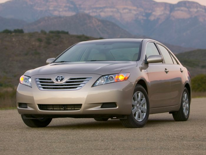 2008 toyota camry hybrid specs safety rating mpg carsdirect. Black Bedroom Furniture Sets. Home Design Ideas