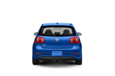 Surround Rear Profile 2008 Volkswagen R32