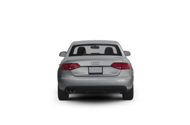 Surround Rear Profile 2009 Audi A4