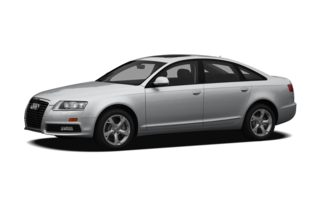 3/4 Front Glamour 2009 Audi A6
