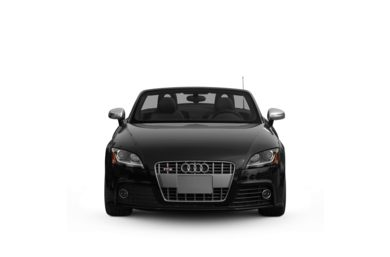 Surround Front Profile  2009 Audi TTS