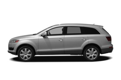 90 Degree Profile 2009 Audi Q7