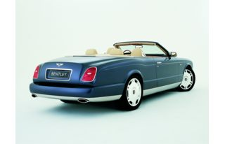 OEM Exterior  2010 Bentley Azure