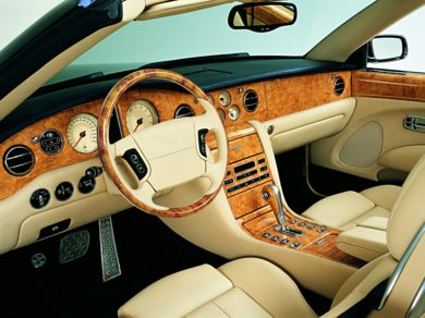 OEM Interior Primary  2010 Bentley Azure