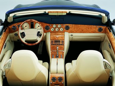 OEM Interior  2010 Bentley Azure