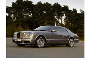 OEM Exterior Primary  2010 Bentley Brooklands
